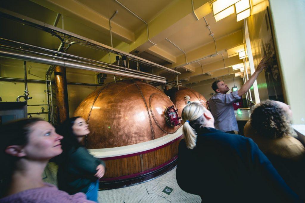 Commodore Motel Dunedin Speights Brewery